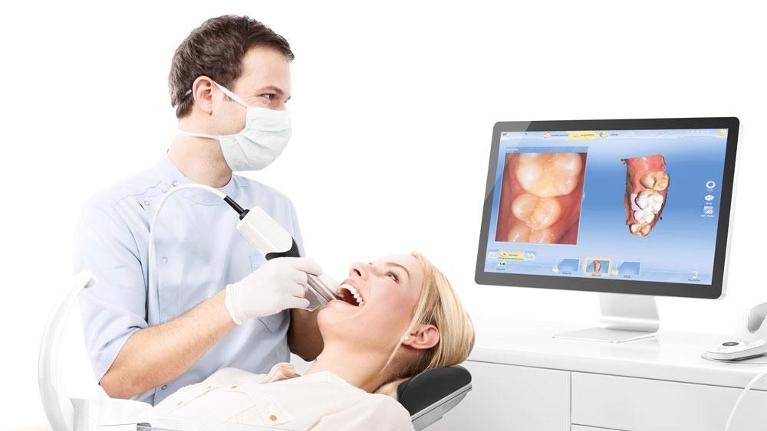 Introducing Cerec Omnicam Digital 3D Scanning Technology to Lakeland Family Dental patients